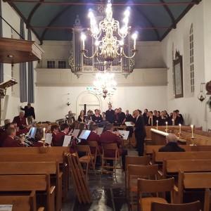 Optreden Noordeloos - 22 december 2015