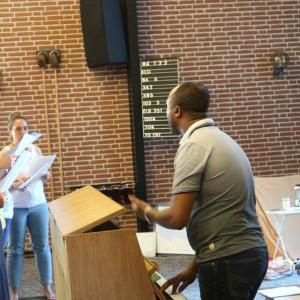 Black Gospel workshop 20 juni 2017